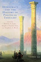 Democracy and the History of Political Thought