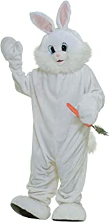 Inc - Bunny Plush Deluxe Mascot Adult Costume