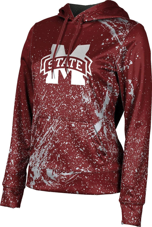 ProSphere Mississippi State University Girls' Pullover Hoodie, School Spirit Sweatshirt (Splatter)