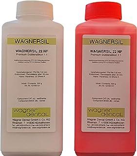 WAGNERSIL 22 nF en silicone souple (caoutchouc dubliersilikon 1 kg)