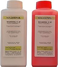 WAGNERSIL 22 NF Premium siliconen rubber dupliceren siliconen (zacht) 1 kg
