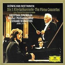 Beethoven Pno Concertos Nos.1 5