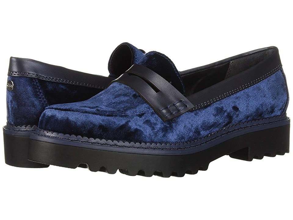 Circus by Sam Edelman Dillon (Evening Navy Crushed Velvet) Women