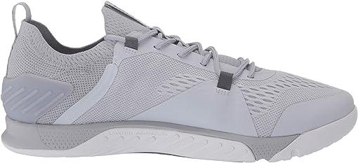 Halo Gray/Mod Gray/Metallic Silver