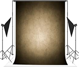 6x9 ft Cotton Seamless Photography Backdrops Brown Solid Muslin Photo Background Props for Studio Props