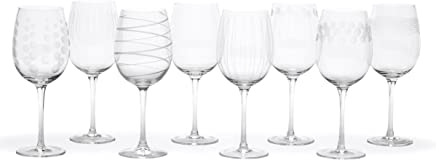 featured product Mikasa Cheers White Wine Glasses,  16-Ounce,  Set of 8