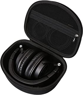 Aproca Duro Viajes Funda Bolso Caso para Audio-Technica ATH-M30X M40X M50x M70X Auriculares de Diadema Cerrados