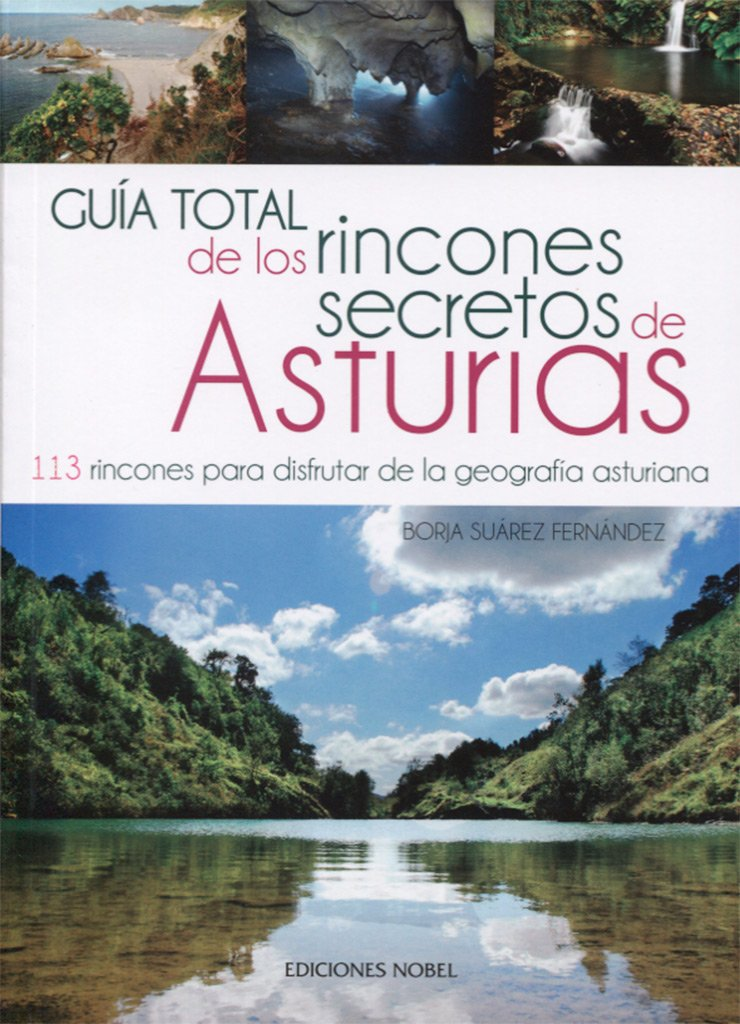 Download Guía total de los rincones secretos de Asturias
