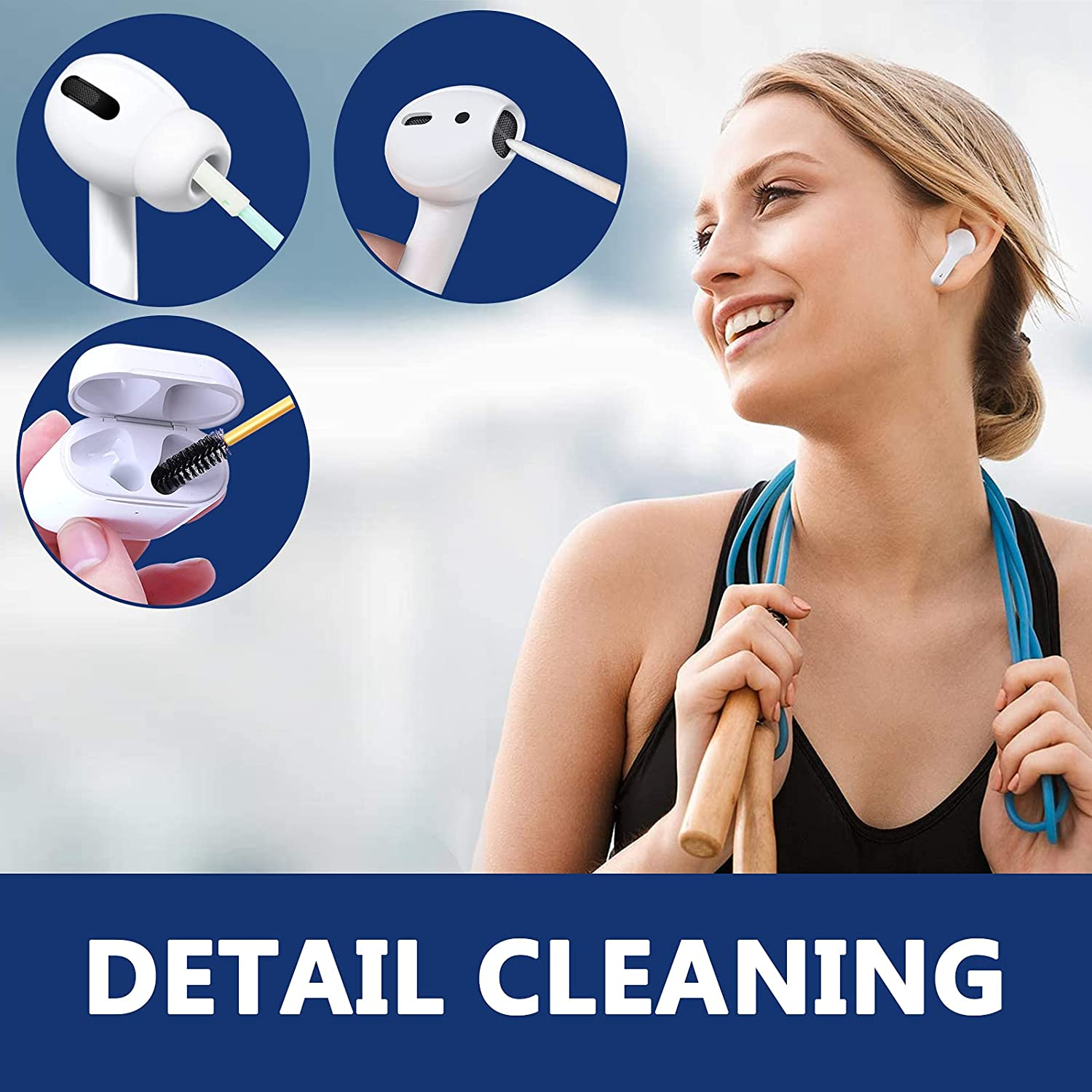 earbuds cleaning guide