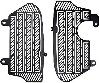 XX ecommerce Motorrad Kühler Bewachen Grill Gitter Wasserkühlmittel Abdeckung Schutz bewachen für 2016 2018 H o n d a CRF 1000 L CRF1000L 2017