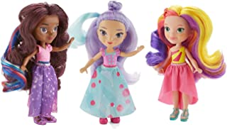 """Sunny Day 6"""" Ball Gown Dolls, 3-Pack Collection: Sunny, Blair & Rox"""