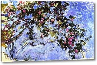 The Rose Bush by Claude Monet - 14
