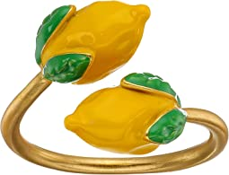 Tory Burch - Delicate Lemon Ring