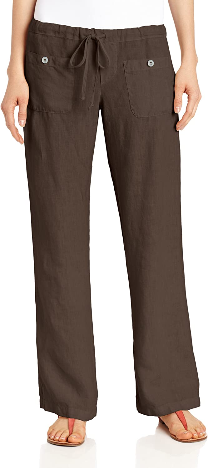 Allen Company Womens Pocketed Long Pant