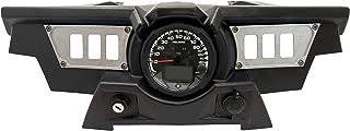 STV Motorsports SDP6 Aluminum Dash Panel Rocker Switch Plates for Polaris RZR XP 1000 for 6 Rocker Switches (Aluminum)