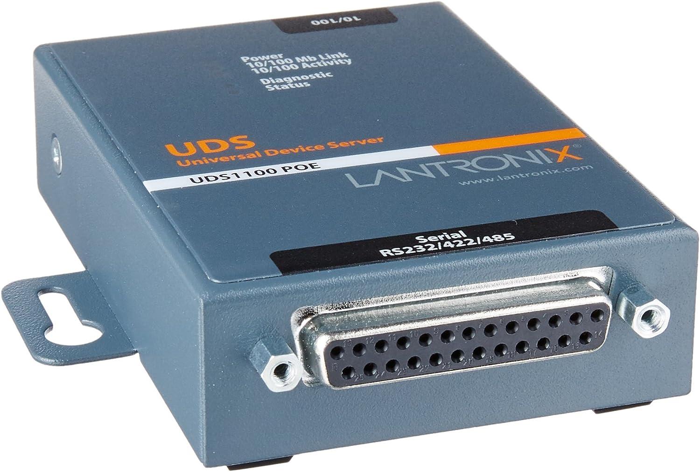 UD11000P0-01 Devise Server 1PORT 10/100 Poe 802.3AF