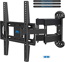 Mounting Dream TV Mount Bracket Full Motion TV Wall Mounts for 26-55 Inch LED LCD Plasma Flat Screen TV, Wall Mount with S...