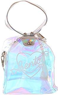 Kawaii-Story LB-119 Hologram Transparent Kunststoff Kult Pastel Goth Lolita Japan Harajuku Tasche