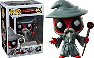 Funko Pop! Wizard Deadpool Barnes and noble exclusive # 324