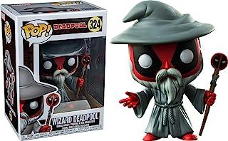 Funko Pop! Wizard Deadpool Barnes and noble exclusive # 324