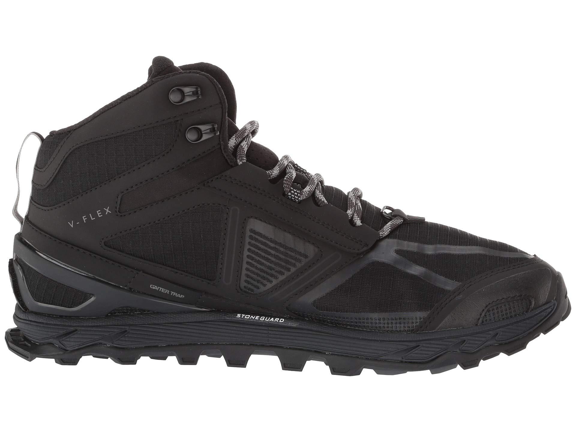 Mesh Black Peak 4 Lone Altra Footwear Mid gxYTwYXq
