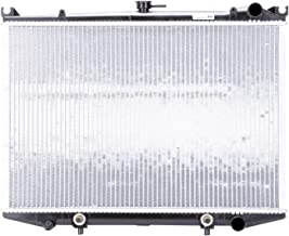 INSTEN 314 Compatible with 86-86 Nissan 720 (Truck)|86-94 Nissan D21 (Truck)|87-95 Nissan Pathfinder (Truck) Nissan 1-Row Plastic Aluminum Replacement Radiator by TYC