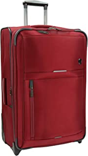 """Traveler's Choice Birmingham 29"""" Expandable Rollaboard, Red (Red) - TC0840R29"""