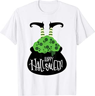 Happy Halloween Poison Witch Halloween Costume Gift T-Shirt
