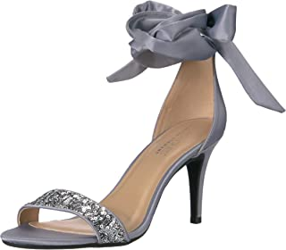 Aerosoles Women's Dress, Sandal Pump, Silver Multi, 8