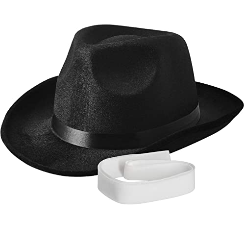 18a3818cb1d NJ Novelty - Fedora Gangster Hat