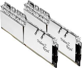 G.SkillトライデントZロイヤル16GB DDR4 3600MHzメモリモジュール(16GB、2x8GB、DDR4、3600MHz)