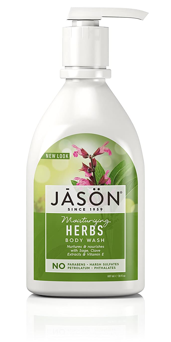 エイリアン購入盗賊Jason Natural, Pure Natural Body Wash, 30 fl oz (887 ml)