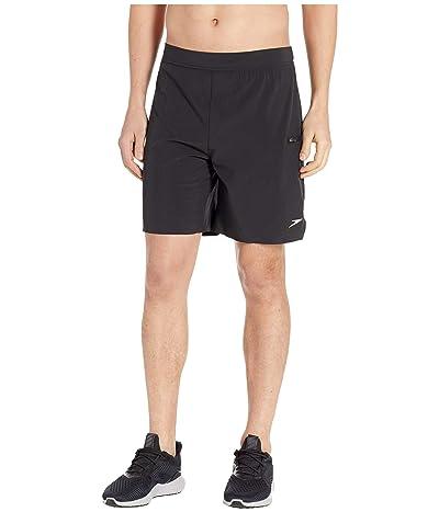 Speedo Active Flex Speed Short Bottoms (Speedo Black) Men
