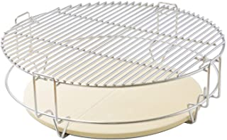 onlyfire Cooking System Fit for Large Big Green Egg, Kamado Joe Classic, Pit Boss, Large..