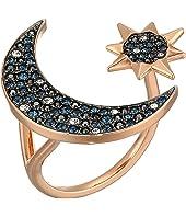 Symbolic Moon & Star Ring