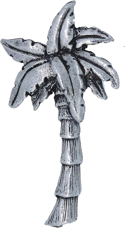 Jim Clift Design Palm Tree Lapel Pin