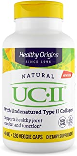 Sponsored Ad - Healthy Origins UC-II (Undenatured Type II Collagen) 40 mg, 120 Veggie Caps