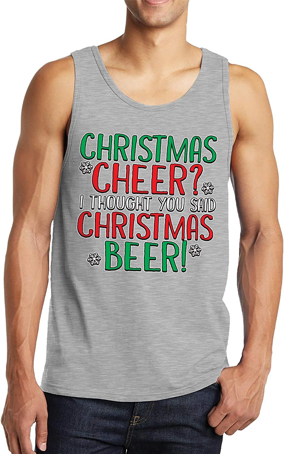 SpiritForged Apparel Christmas Max 53% OFF Online limited product Cheer? I You Christm Thought Said