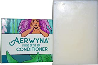 AERWYNA Plastic-Free Vegan and Environmentally Safe SOLID CONDITIONER BAR For All Hair Types
