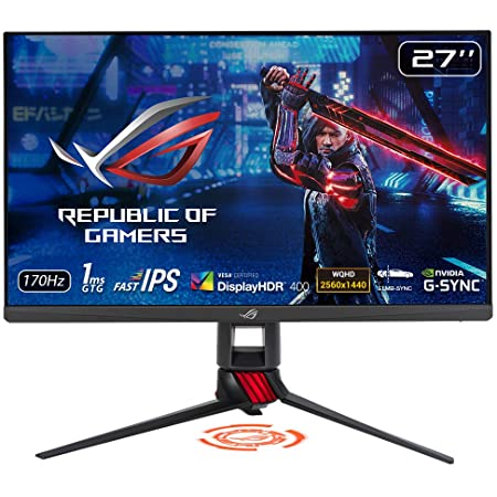 ASUS ROG Strix XG279Q 27-Inch LED Monitor, Black