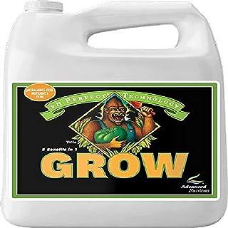 Advanced Nutrients 1301-15 Grow pH Perfect Fertilizer, 4 Liter
