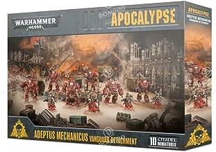 Warhammer 40K: Adeptus Mechanics Vanguard Detachment