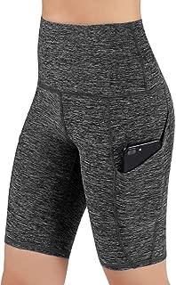 Amazon.es: Gris Pantalones cortos Mujer: Deportes y aire