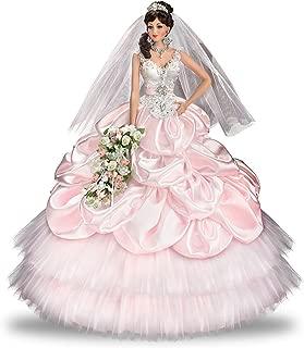 The Ashton-Drake Galleries Cindy Mcclure Gypsy Bride Doll from Ashton Drake: Swarovski Crystal Adorned Gown