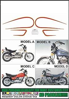 in Fase di Ordine Si Prega di indicare Il Modello A o B o C GRAPICHSMOTO Kit Adesivi Decal stikers Compatibile Hypermotard 939 Tribute