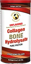 Great Lakes Gelatin Collagen Bone Hydrolysate, Joint Support, Unflavored Paleo Friendly, Keto Certified, Grass-Fed, 16 oz