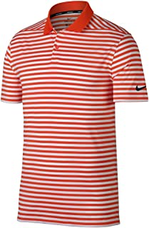 NIKE Men's Dry Victory Stripe Polo Golf Shirt