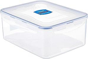 Lock & Lock Rectangular Food Container, 5.5 Liter HPL836