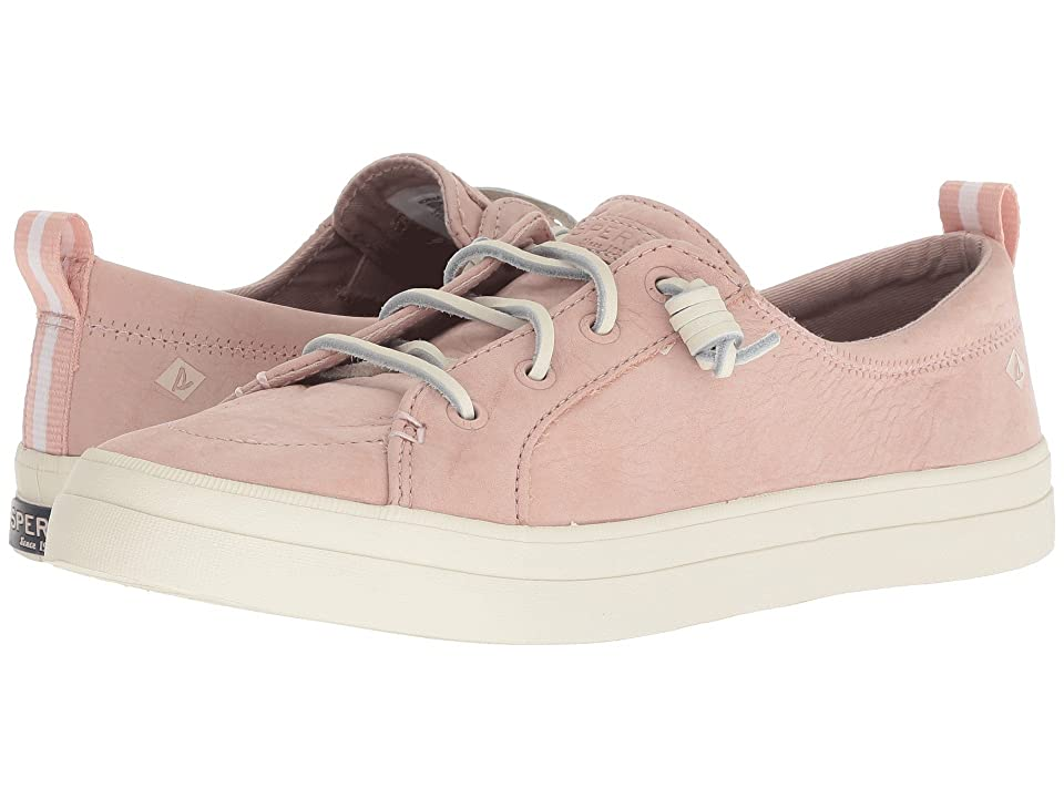 Sperry Crest Vibe Washable Leather (Rose Dust) Women