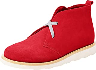 Marca Amazon - RED WAGON Muck Botas Desert Niñas